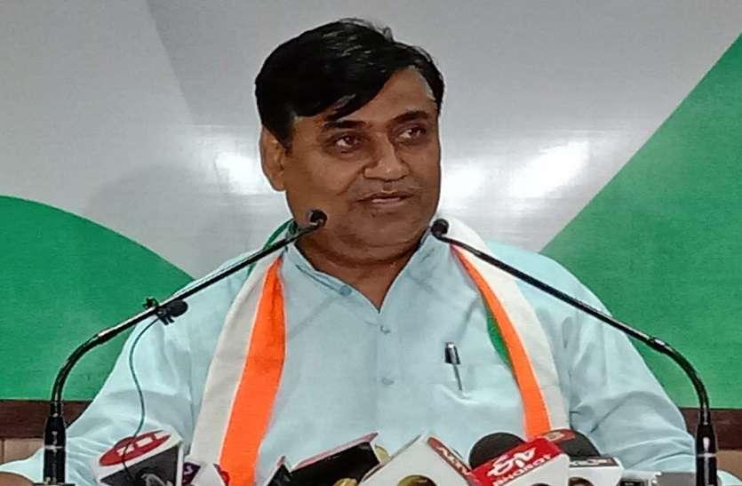 Rajasthan Congress in support of Bharat Bandh: डोटासरा बोले, हम किसान की लड़ाई के साथ