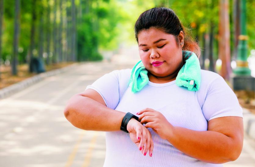 मोटापे से बचाव: जितना खा रहे हैं, उतना खर्च करना सीखें