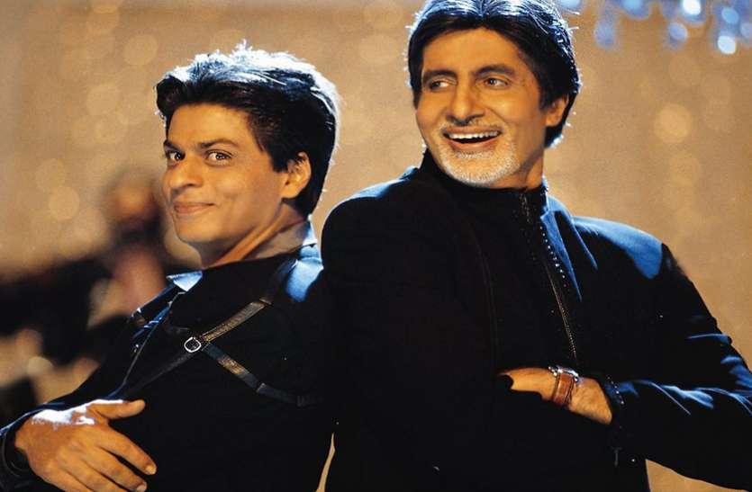 जब शाहरुख खान ने अमिताभ बच्चन को लेकर कह दिया था , उनके पास अगर हाइट है तो मेरे पास भी लंबी वाइफ हैं