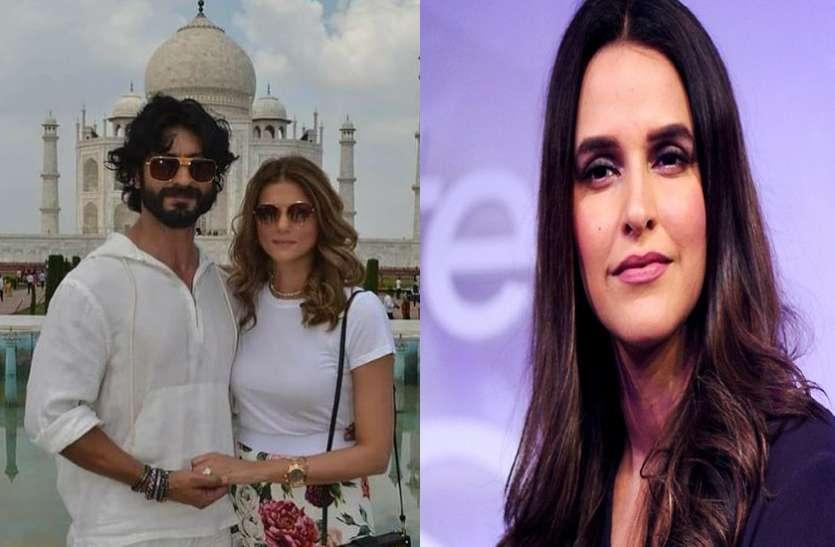 विद्युत जामवाल और नंदिता मेहातानी की सगाई की खबरों पर नेहा धूपिया ने लगाई मोहर, सोशल  मीडिया पर दी दोनों को बधाई