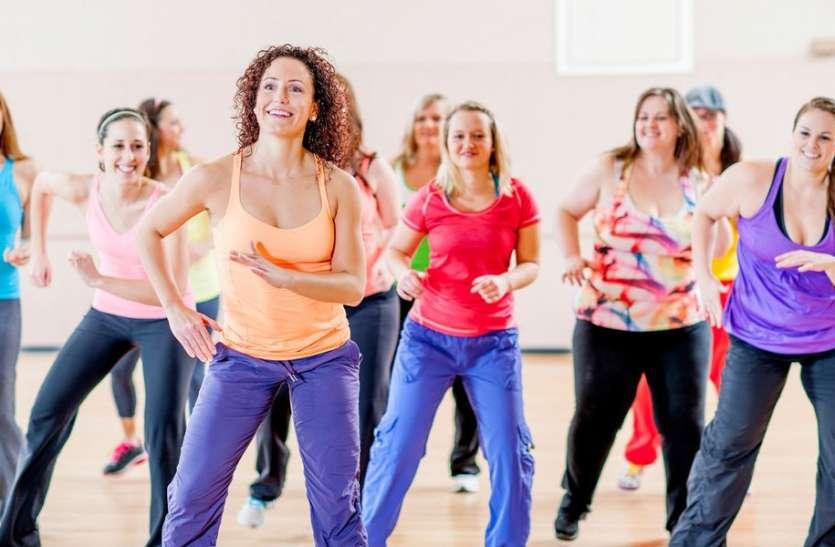 Fun Weight Loss Exercises: इस डांस एक्सरसाइज की फंकी बीट्स आसानी से घटा देंगी आपका वजन