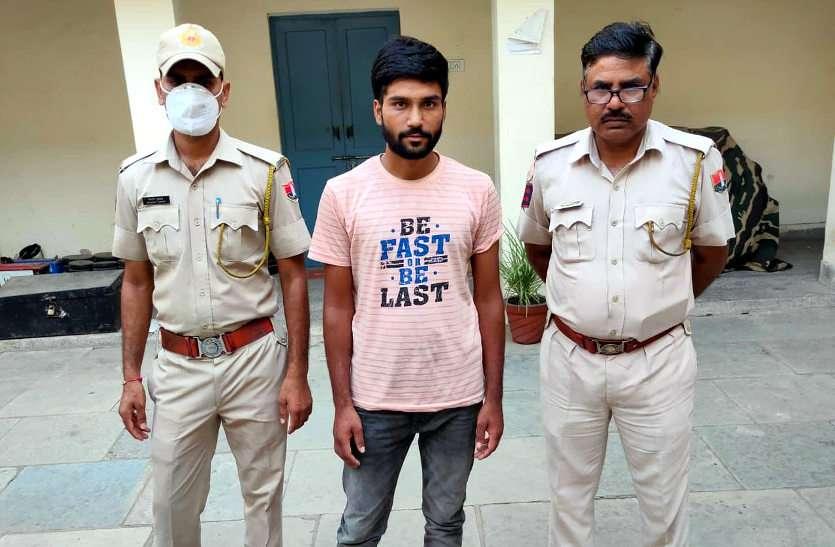 20 लाख रुपए लूटने के लिए खुद पर करवाया चाकू से हमला, पुलिस ने खोली पूरी साजिश
