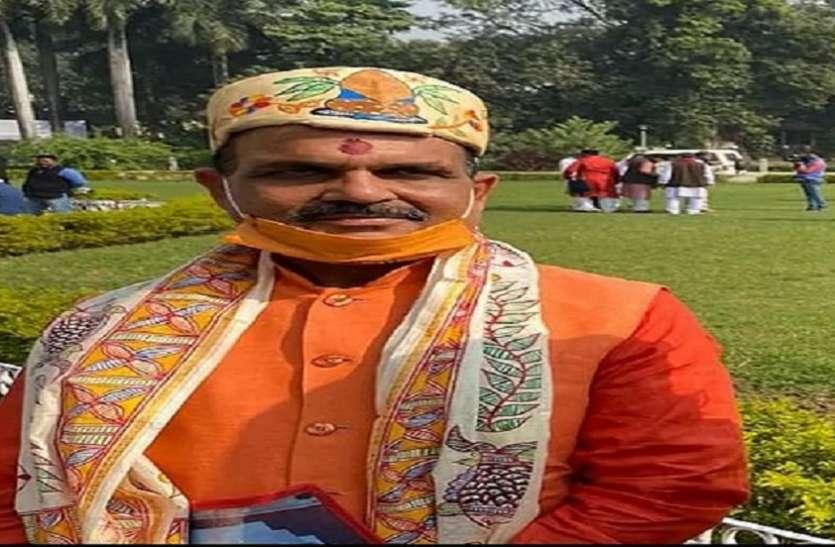 बिहार विधानसभा में हनुमान चालीसा के लिए भाजपा MLA ने मांगी जगह, कहा -नमाज के लिए व्यवस्था है तो हमारे साथ भेदभाव क्यों ?