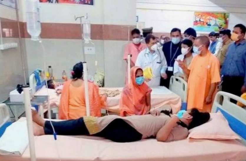 UP Prasangvash: हर वर्ष आने वाली वर्षाजनित बीमारियों से सबक लेने की जरूरत