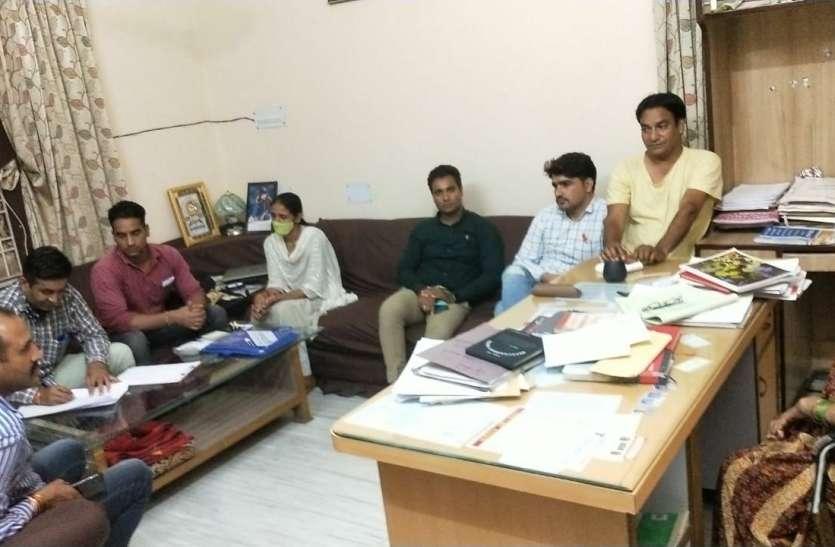 जयपुर में 45 हजार की रिश्वत लेते पकड़े गए एईएन व जेईएन के घरों में छापे
