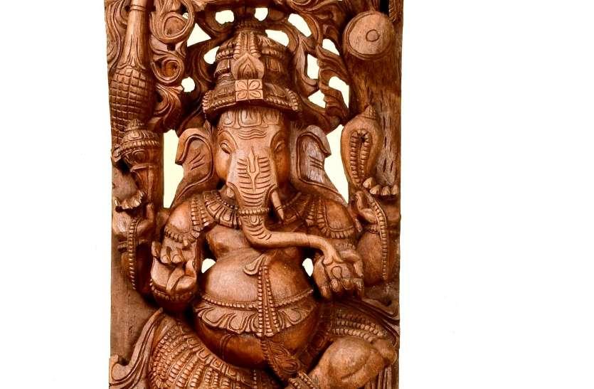 भगवान गणेश की इस प्रतिमा को चेट्टियार समुदाय मानता है समृद्धि का प्रतीक