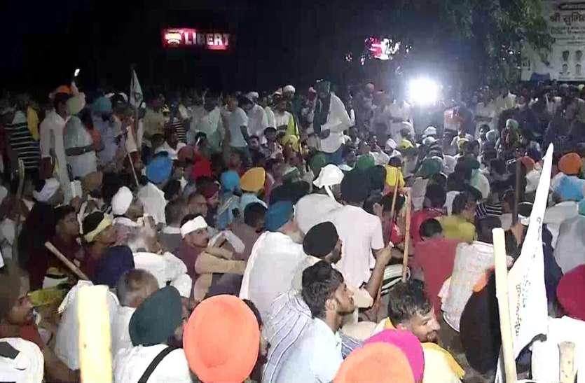 किसानों का ऐलान- जब तक सभी मांगें पूरी नहीं, करनाल मिनी सचिवालय का घेराव जारी रहेगा