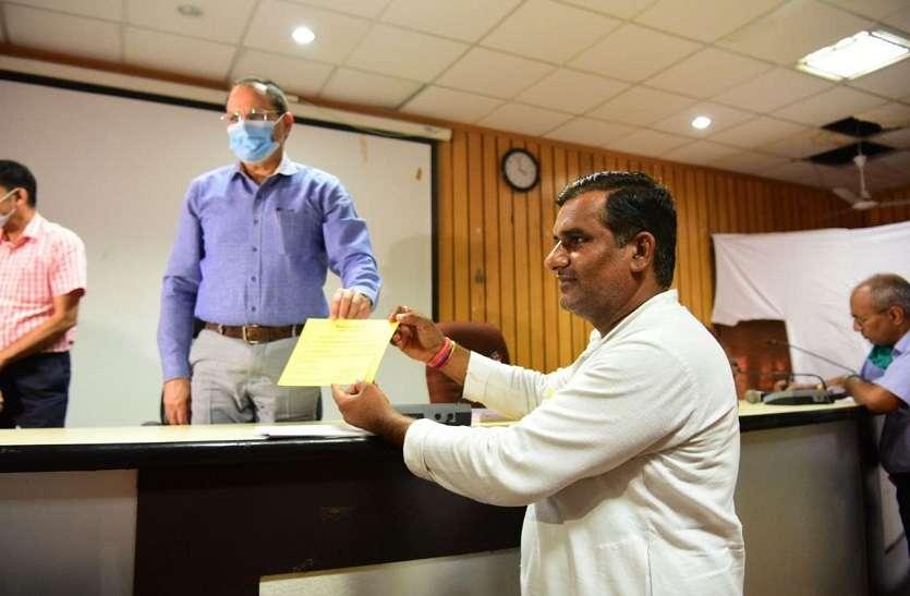 जयपुर में भाजपा को झटका, क्रॉस वोटिंग से डागर बनें कांग्रेस के उप जिला प्रमुख