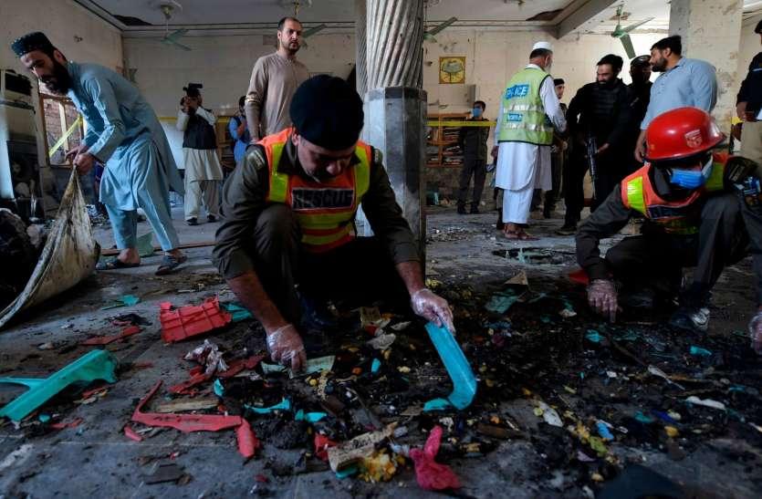 पाकिस्तान में हुए धमाके के बाद अधिकारियों का दावा- चार सैनिकों को मारने वाला हमलावर अफगानिस्तान से आया था