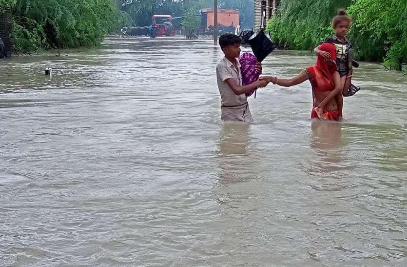 राजस्थान में 9 व 10 को अति भारी बारिश, 5 दिन का यलो अलर्ट