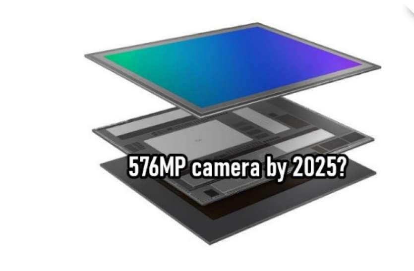 Samsung 4 साल में ला सकता है 576 मेगापिक्सल का कैमरा