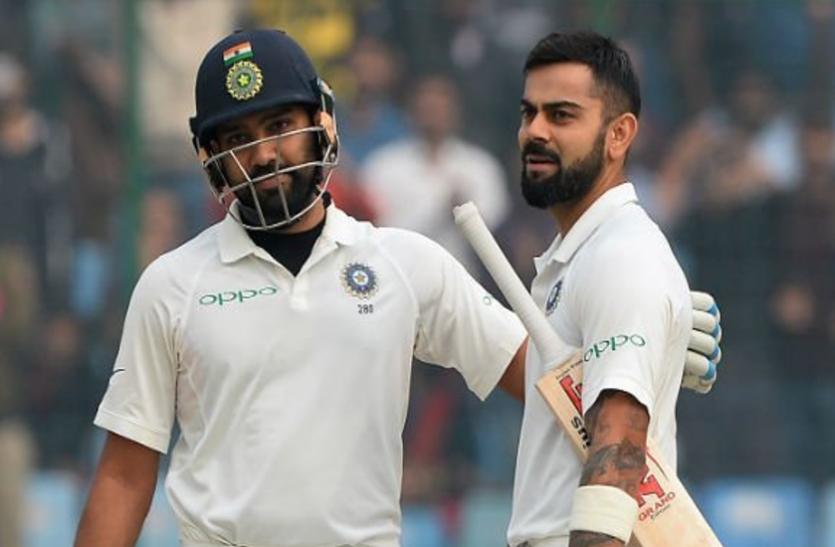ICC Test Rankings: कोहली से आगे पहुंचे रोहित शर्मा, बुमराह को भी हुआ फायदा