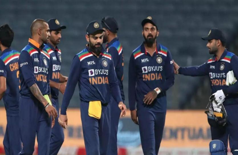 टीम इंडिया 2022 में इंग्लैंड में खेलेगी टी20 और वनडे सीरीज, इंग्लैंड बोर्ड ने किया शेड्यूल का ऐलान