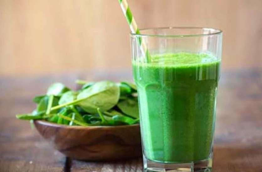 Spinach Juice:- कई बीमारियों में रामबाण है पालक का जूस, जानिए क्या हैं इसके फायदे