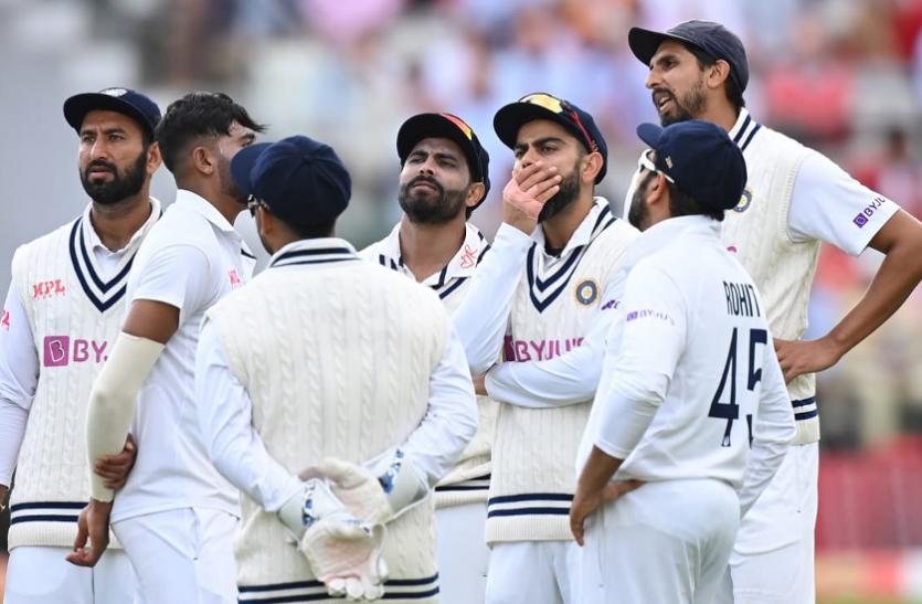 IND vs ENG: अंतिम टेस्ट मैच पर खतरा, टीम इंडिया के कोचिंग स्टाफ का एक और सदस्य कोरोना पॉजिटिव
