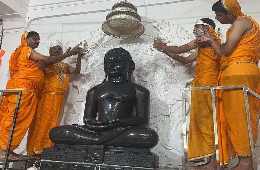 दिगम्बर जैन समाज के दश लक्षण पर्व प्रारम्भ