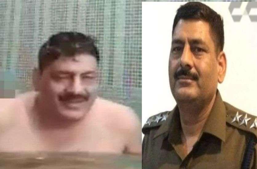 एसओजी ने उदयपुर के रिसोर्ट से ब्यावर निलंबित डीएसपी सैनी को किया गिरफ्तार