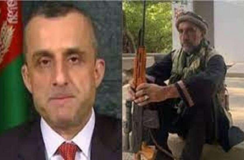 Amrullah Saleh के बड़े भाई की बेरहमी से हत्या, तालिबान ने दी यातनाएं