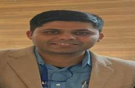 विश्व के 40 विशेषज्ञों में एक हैं डॉ. तन्मय, प्रदेश का बढ़ाया मान