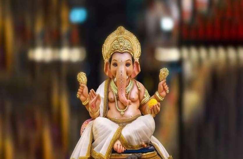 Ganesh Chaturthi 2021: मंदिरों से लेकर घर-घर हो रही भगवान गणेश की पूजा अर्चना