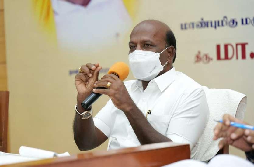 तमिलनाडु में रविवार को होगा मेगा टीकाकरण शिविर, चिकित्सा मंत्री ने कहा- शिविर में जरूर जाएं