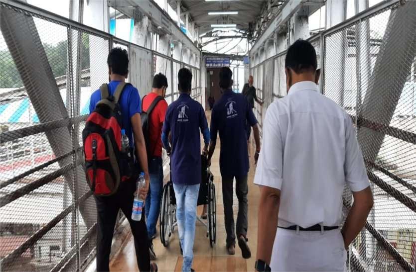 ट्रेन में गर्भवती महिला की बिगड़ी तबीयत, गर्भपात होने पर अस्पताल में कराया भर्ती