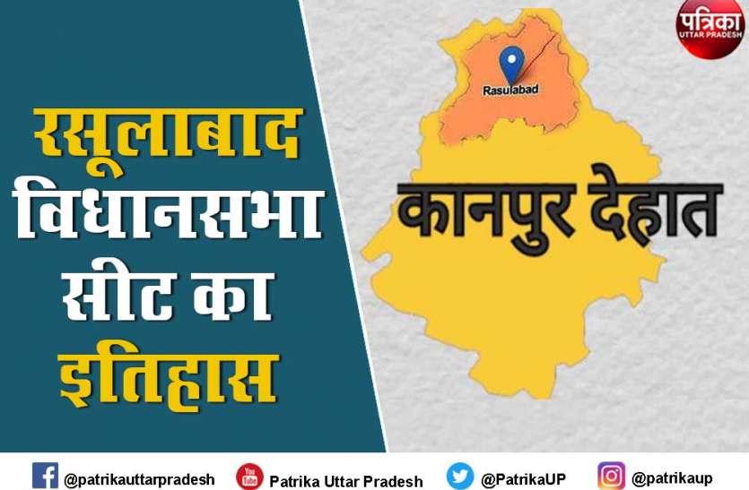 Rasulabad Assembly Constituency: इस सीट पर सपा, बसपा और भाजपा तीनों ने मारी बाजी, वर्तमान में बीजेपी काबिज, जानें सीट का इतिहास