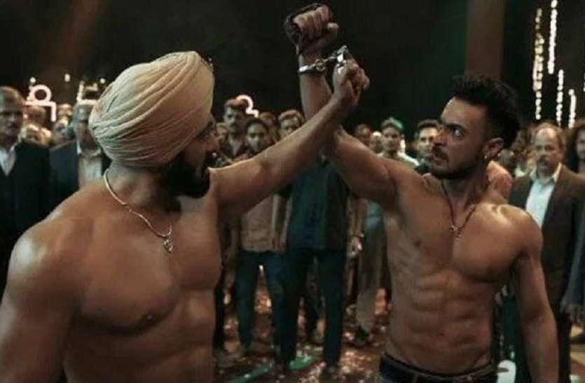 फिल्म अंतिम का गाना 'विघ्नहर्ता' हुआ रिलीज़, सलमान खान के सिक्स पैक एब्स देख फैंस हुए इम्प्रेस