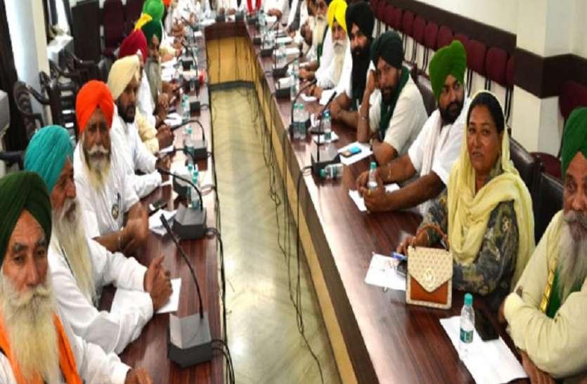 पंजाब विधानसभा चुनाव से पहले किसानों को साधने का प्रयास, किसान संगठनों संग कांग्रेस और अकाली दल ने की बैठक