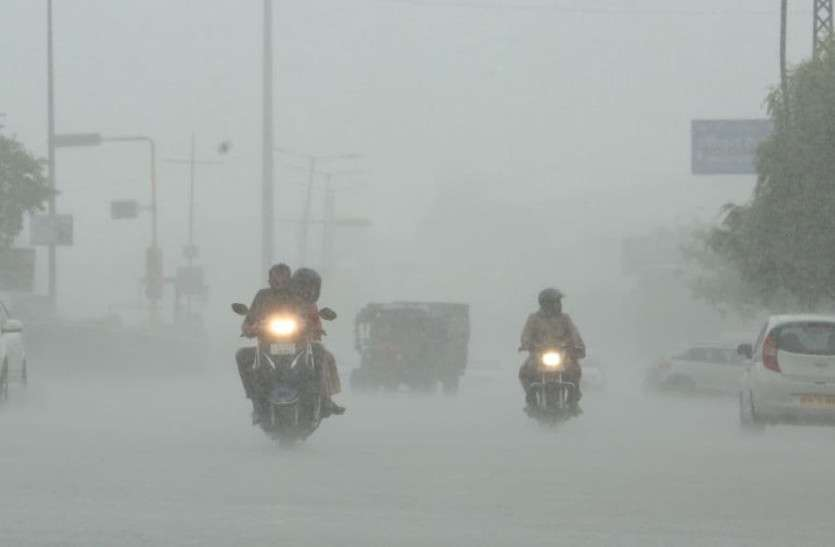 Delhi Weather News Updates Today: दिल्ली में मानसून मेहरबान, 2011 के बाद हुई इतनी बारिश