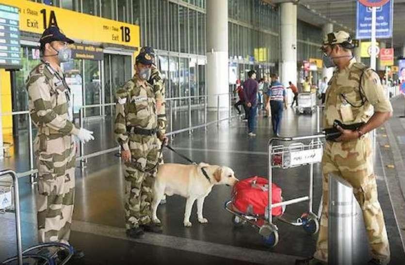Delhi: 9/11 तर्ज पर Air India फ्लाइट को बम से उड़ाने की धमकी, अलर्ट पर IGI Airport