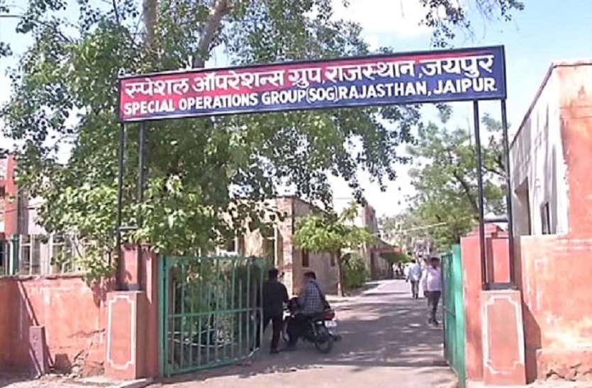 निलंबित आरपीएस हीरालाल सैनी 17 दिन तक पुलिस रिमांड पर