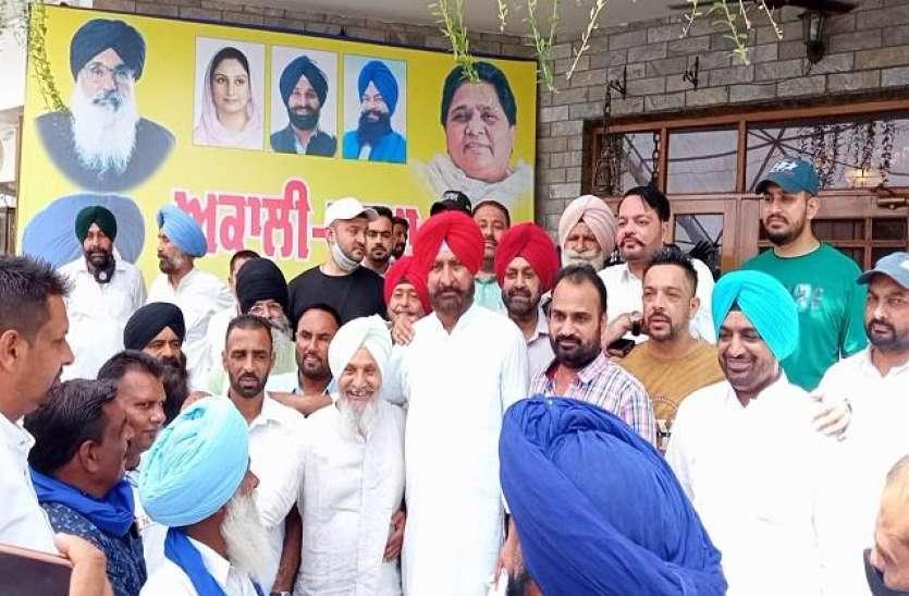 Punjab Assembly Elections 2022: चुनाव से पहले अकाली दल में बगावत, पार्टी प्रत्याशी के खिलाफ ही मोर्चा खोला