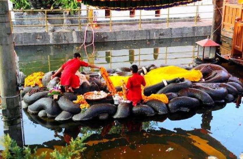 lord vishnu temple