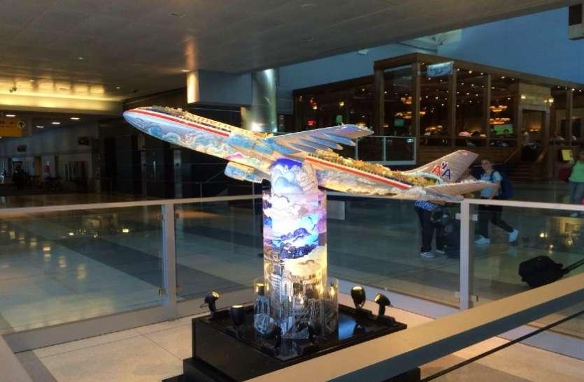 न्यूयॉर्क एयरपोर्ट की तरह जेवर एयरपोर्ट पर भी सुरंग में पार्क होंगे विमान