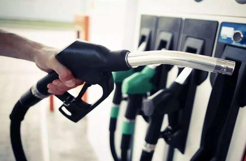 Petrol and diesel prices : पेट्रोल-डीजल के दाम 6 दिन से स्थिर