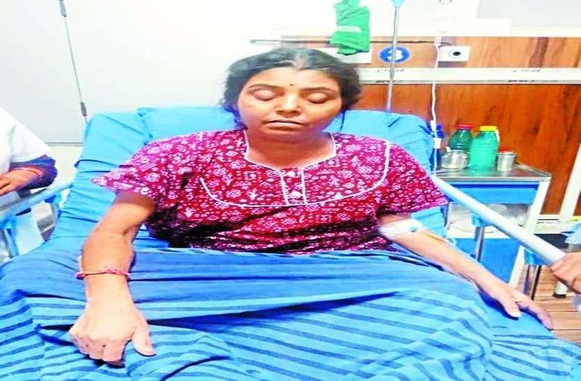 कृष्णा कैंसर हॉस्पिटल में हुआ दुर्लभ फंगल इंफेक्शन का इलाज