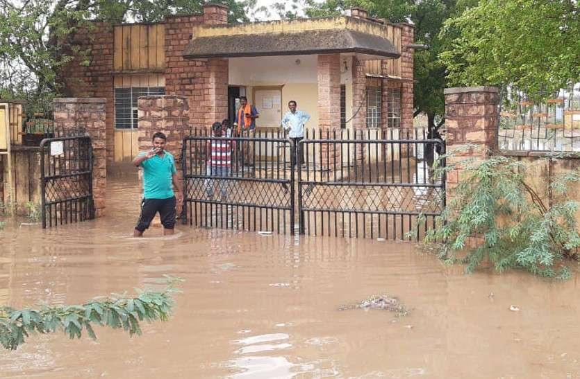 राजस्थान में अगले एक सप्ताह तक भारी बारिश की चेतावनी