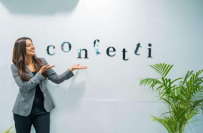 Confetti Gifts:  दो साल में पचास हजार से पांच करोड़ का सफर