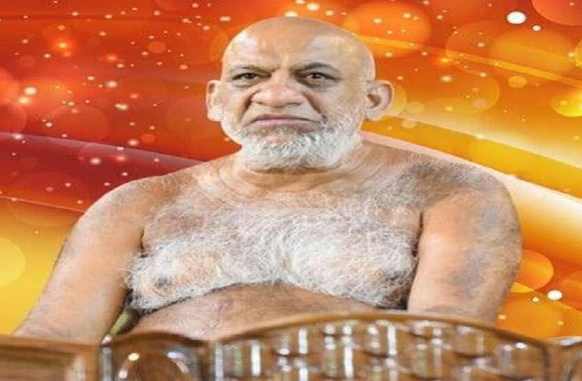 Chandrodaya Teerth Chandkhedi...किसी को अपने अनुकूल नहीं बनाए, लोगों के अनुकूल बने : सुधा सागर महाराज