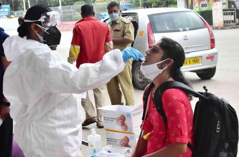 कर्नाटक में शनिवार को 801नए कोरोना संक्रमित
