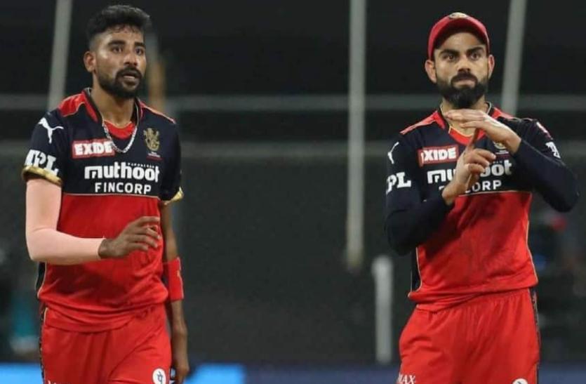 IPL 2021: विराट कोहली और मोहम्मद सिराज चार्टर प्लेन से पहुंचेंगे दुबई, अन्य खिलाड़ियों के लिए भी कमर्शियल फ्लाइट का इंतजाम