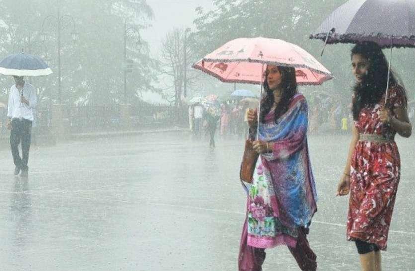Uttar Pradesh Weather News Updates : यूपी के इन जिलों अगले 24 घंटे तक जारी रहेगी मूसलाधार बारिश, 30 किमी की रफ्तार से चलेंगी हवाएं