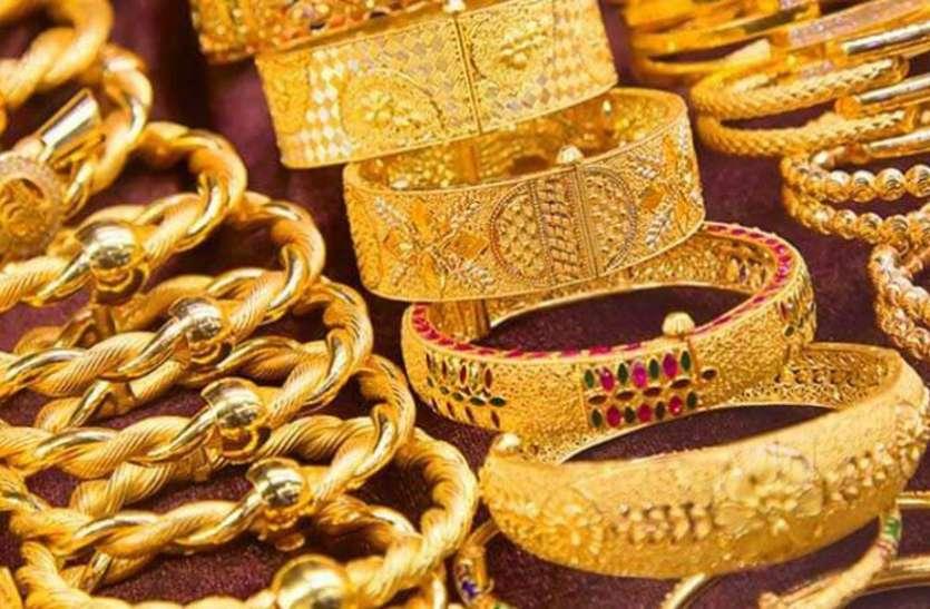 Gold Rate Today :  वर्ष 2021 में सबसे निचले स्तर पर पहुंची सोने की कीमत