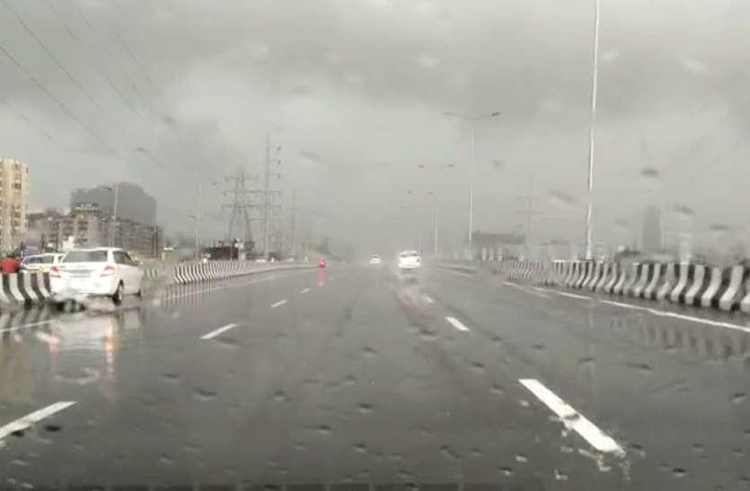 Uttar Pradesh Weather News Updates : मेरठ से दिल्ली तक पानी ही पानी, अगले 24 घंटे फिर बारिश की चेतावनी