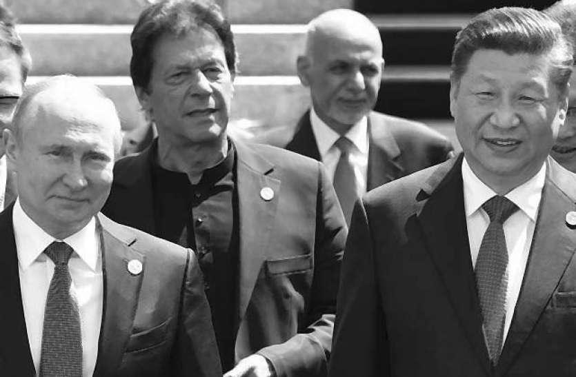 तालिबान में ज्यादा सक्रिय नजर आ रहे ये तीन देश, आईएसआई की रूस और चीन के साथ अहम बैठक