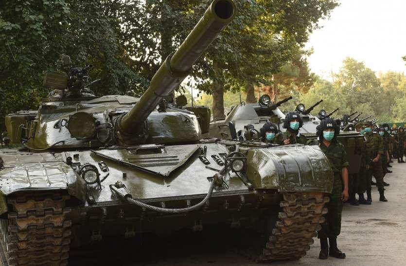 अफगानिस्तान में फिर छिड़ सकती है जंग, रूस ने ताजिकिस्तान में भेजे 30 नए टैंक और घातक हथियार