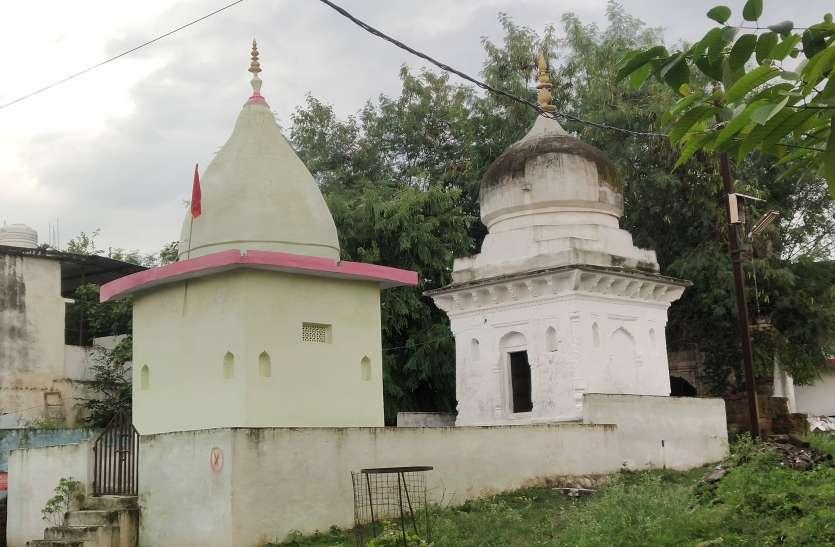 100 वर्षो से अधिक पुराना है पिता पुत्र का यह मंदिर