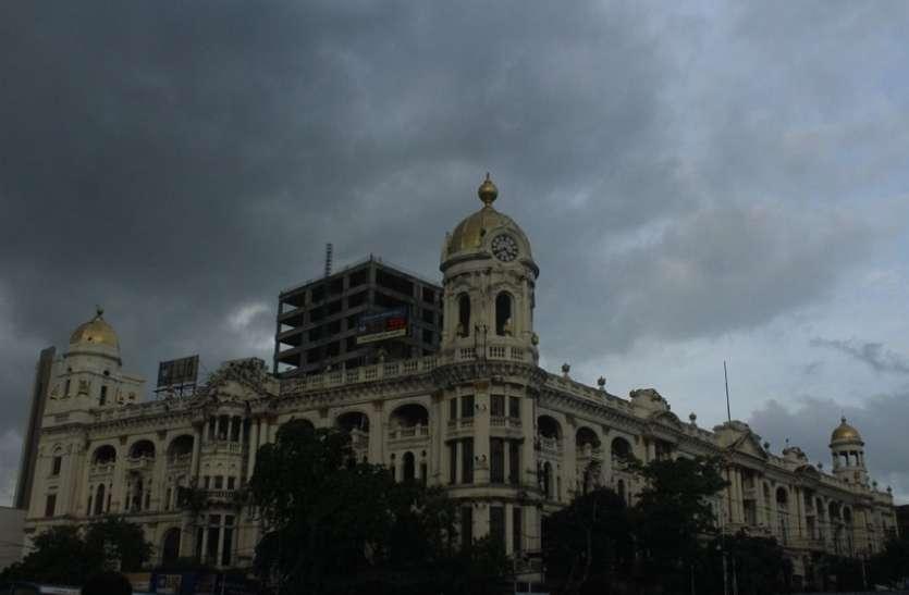WEST BENGAL WEATHER UPDATE 2021--महानगर में रुक-रुक कर हुई बारिश से जनजीवन बेहाल