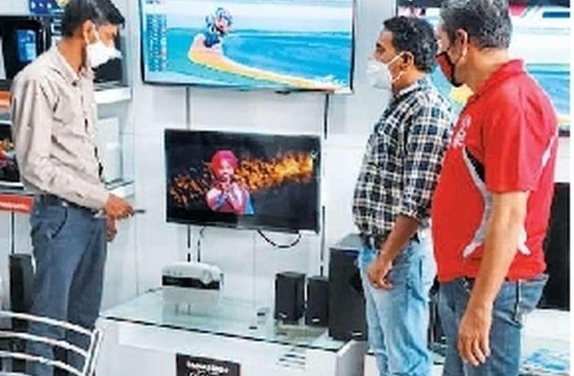 इलेक्ट्रॉनिक्स बाजार में त्योहारों के साथ आएगा बूम